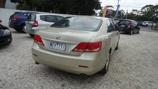 2006 Toyota Aurion GSV40R AT-X Fawn 6 Speed Sports Automatic Sedan