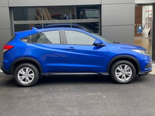 2019 Honda HR-V MY20 VTi Blue 1 Speed Constant Variable Hatchback.