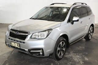 2016 Subaru Forester S4 MY16 2.5i-S CVT AWD Silver 6 Speed Constant Variable Wagon