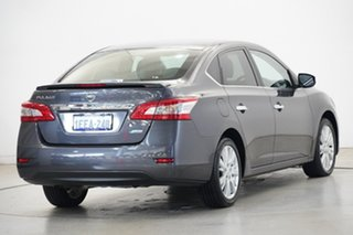 2012 Nissan Pulsar B17 TI Grey 1 Speed Constant Variable Sedan