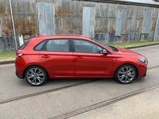 2019 Hyundai i30 PD.3 MY20 N Line D-CT Red 7 Speed Sports Automatic Dual Clutch Hatchback.