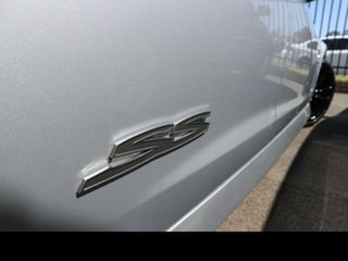 2014 Holden Commodore VF MY15 SS-V Redline Silver 6 Speed Manual Sedan