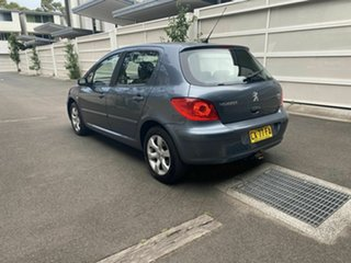 2006 Peugeot 307 T6 XSE HDi Grey 6 Speed Manual Hatchback