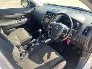 2012 Mitsubishi ASX XA MY12 (2WD) White 5 Speed Manual Wagon