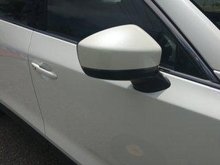 2020 Mazda CX-8 KG2WLA Touring SKYACTIV-Drive FWD White Pearl 6 Speed Sports Automatic Wagon