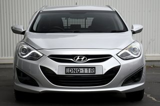 2012 Hyundai i40 VF Active Tourer Silver 6 Speed Sports Automatic Wagon