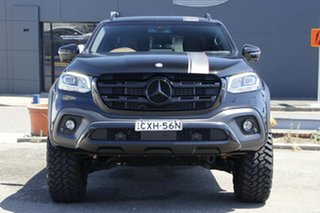 2019 Mercedes-Benz X-Class 470 X350d 7G-Tronic + 4MATIC Power Black 7 Speed Sports Automatic Utility
