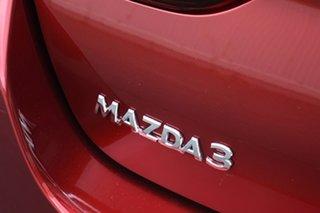 2020 Mazda 3 BP2SLA G25 SKYACTIV-Drive Evolve Red 6 Speed Sports Automatic Sedan