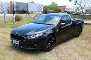 2015 Ford Falcon FG X XR6 Super Cab Black 6 Speed Sports Automatic Cab Chassis.