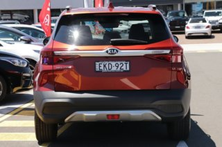 2020 Kia Seltos SP2 MY21 Sport+ (FWD) Mars Orange Continuous Variable Wagon