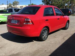 2011 Proton S16 BLM GX Red 5 Speed Manual Sedan.