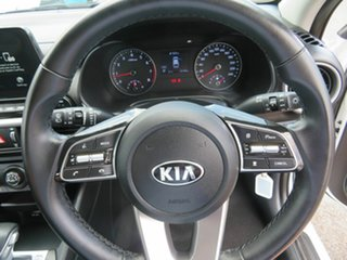 2019 Kia Cerato BD MY19 S White 6 Speed Sports Automatic Hatchback