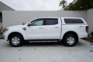 2017 Ford Ranger PX MkII XLT Super Cab 4x2 Hi-Rider White 6 Speed Sports Automatic Utility