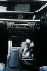 2016 Lexus ES AVV60R ES300h Luxury White 1 Speed Constant Variable Sedan