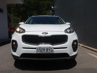 2018 Kia Sportage QL MY18 Si AWD White 6 Speed Sports Automatic Wagon