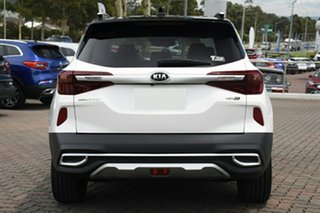 2020 Kia Seltos SP2 MY21 GT-Line DCT AWD Gravity Grey 7 Speed Sports Automatic Dual Clutch Wagon