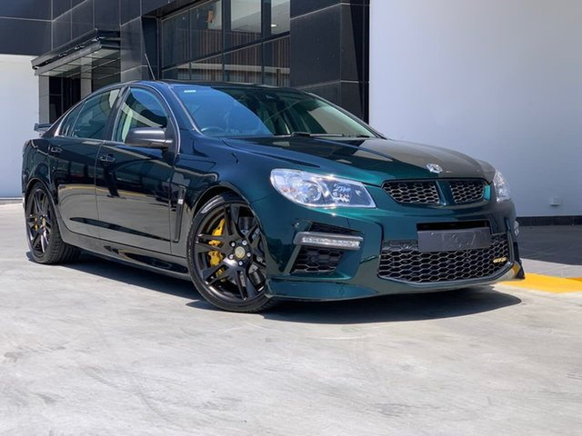 Used Holden Special Vehicles GTS Gen-F MY14 Liverpool, 2014 Holden Special Vehicles GTS Gen-F MY14 Green 6 Speed Manual Sedan