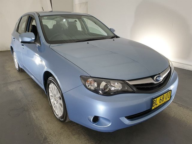 Used Subaru Impreza G3 MY11 R AWD Maryville, 2011 Subaru Impreza G3 MY11 R AWD Blue 5 Speed Manual Hatchback