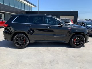 2015 Jeep Grand Cherokee WK MY15 SRT Black 8 Speed Sports Automatic Wagon.