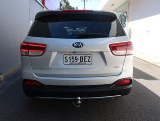2015 Kia Sorento UM MY15 SLi AWD Silver 6 Speed Sports Automatic Wagon