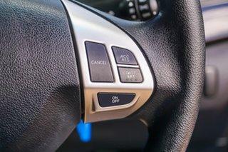 2016 Mitsubishi Lancer CF MY16 ES Sport Blue 6 Speed Constant Variable Sedan