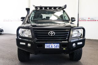 2015 Toyota Landcruiser VDJ200R MY13 GXL (4x4) Ebony 6 Speed Automatic Wagon.