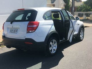 2014 Holden Captiva CG MY15 7 LS White 6 Speed Sports Automatic Wagon.
