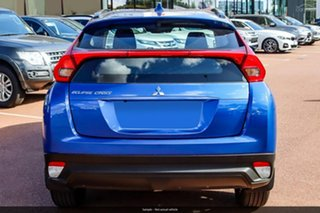 2020 Mitsubishi Eclipse Cross YA MY20 LS (2WD) Blue Continuous Variable Wagon