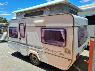 1995 SPRITE Escape Caravan.