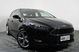 2015 Ford Focus LZ Titanium Black 6 Speed Automatic Hatchback.