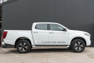 2020 Mazda BT-50 TFS40J XTR Ice White 6 Speed Sports Automatic Utility.
