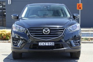 2015 Mazda CX-5 KE1032 Akera SKYACTIV-Drive AWD Black 6 Speed Sports Automatic Wagon