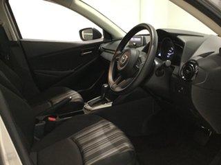 2018 Mazda 2 DJ2HAA Neo SKYACTIV-Drive Aluminium 6 Speed Sports Automatic Hatchback