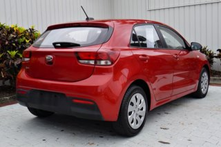 2018 Kia Rio YB MY18 S Red 4 Speed Sports Automatic Hatchback