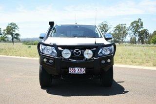 2017 Mazda BT-50 MY17 Update XTR (4x4) White 6 Speed Automatic Dual Cab Utility