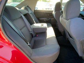 2003 Mitsubishi Magna TL VR-X Red 5 Speed Sports Automatic Sedan