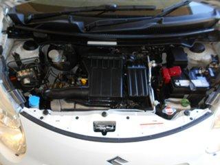 2009 Suzuki Alto GF GL White 5 Speed Manual Hatchback