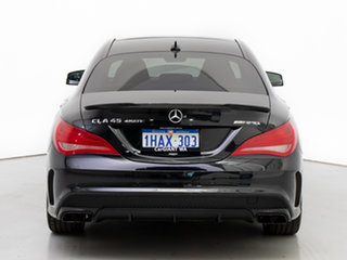 2014 Mercedes-Benz CLA45 117 AMG Black 7 Speed Automatic Coupe
