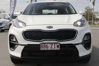 2019 Kia Sportage QL MY20 S 2WD Clear White 6 Speed Sports Automatic Wagon