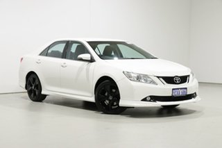 2015 Toyota Aurion GSV50R MY15 Sportivo White 6 Speed Automatic Sedan.