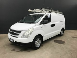 2008 Hyundai iLOAD TQ White 5 Speed Manual Van