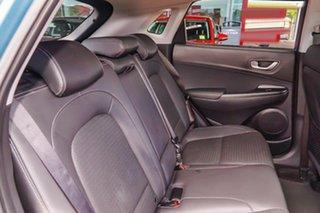 2017 Hyundai Kona OS MY18 Highlander D-CT AWD Blue 7 Speed Sports Automatic Dual Clutch Wagon