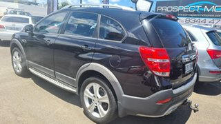 2014 Holden Captiva CG MY14 7 AWD LTZ Black Sapphire 6 Speed Sports Automatic Wagon