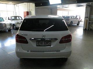 2013 Mercedes-Benz B-Class W246 B200 DCT White 7 Speed Sports Automatic Dual Clutch Hatchback