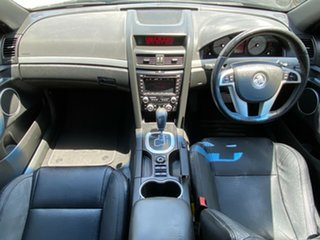 2009 Holden Commodore VE MY10 SS V Special Edition Black 6 Speed Sports Automatic Sedan