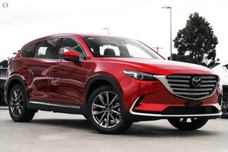 2020 Mazda CX-9 TC Azami SKYACTIV-Drive i-ACTIV AWD Red 6 Speed Sports Automatic Wagon.