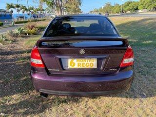 2004 Holden Commodore VZ Lumina Purple 4 Speed Automatic Sedan