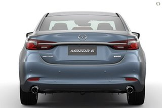2020 Mazda 6 GL1033 Atenza SKYACTIV-Drive Blue 6 Speed Sports Automatic Sedan