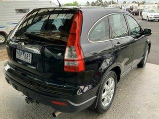 2007 Honda CR-V MY07 (4x4) Luxury Black 6 Speed Manual Wagon