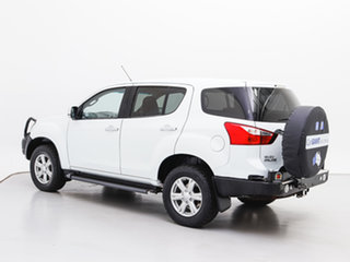 2015 Isuzu MU-X UC MY15 LS-U (4x4) White 5 Speed Automatic Wagon
